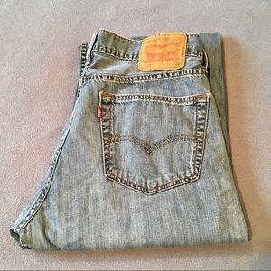 🆕 Men's Levi's 527 Slim Bootcut Jeans, 32 x 30